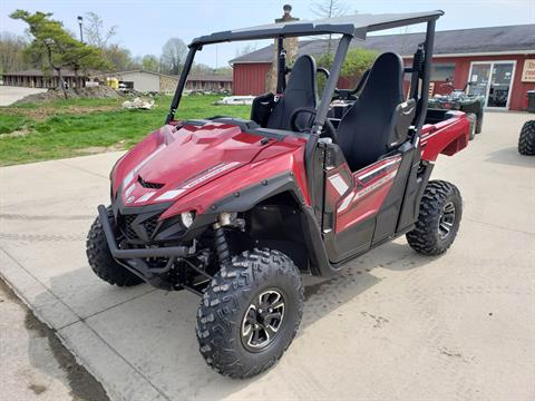 2019 Yamaha Wolverine X2 R-Spec in Cambridge, Ohio - Photo 2