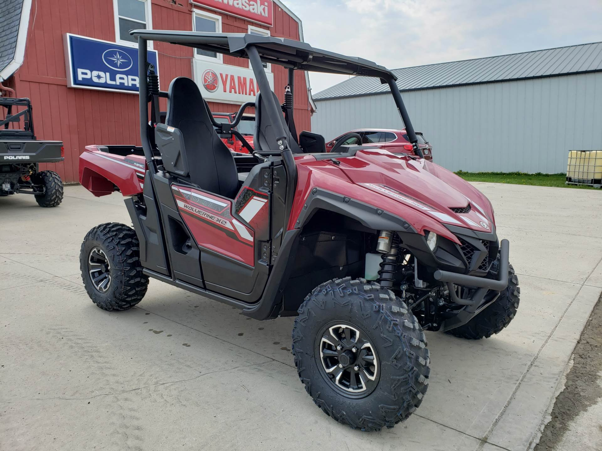 2019 Yamaha Wolverine X2 R-Spec in Cambridge, Ohio - Photo 4