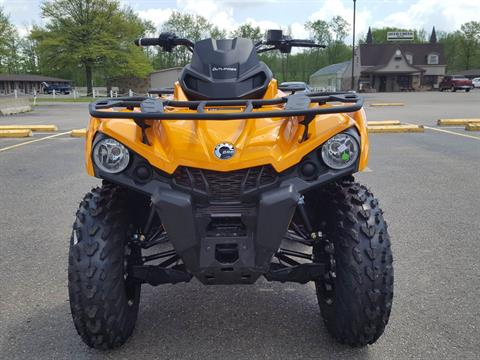 2020 Can-Am Outlander DPS 570 in Cambridge, Ohio - Photo 3