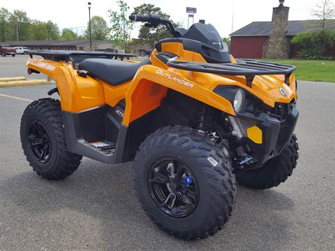2020 Can-Am Outlander DPS 570 in Cambridge, Ohio - Photo 4