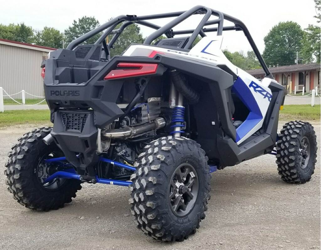 2020 Polaris RZR Pro XP Premium in Cambridge, Ohio - Photo 4