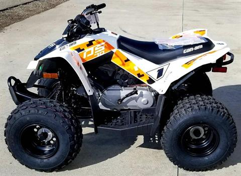 2021 Can-Am DS 70 in Cambridge, Ohio - Photo 1