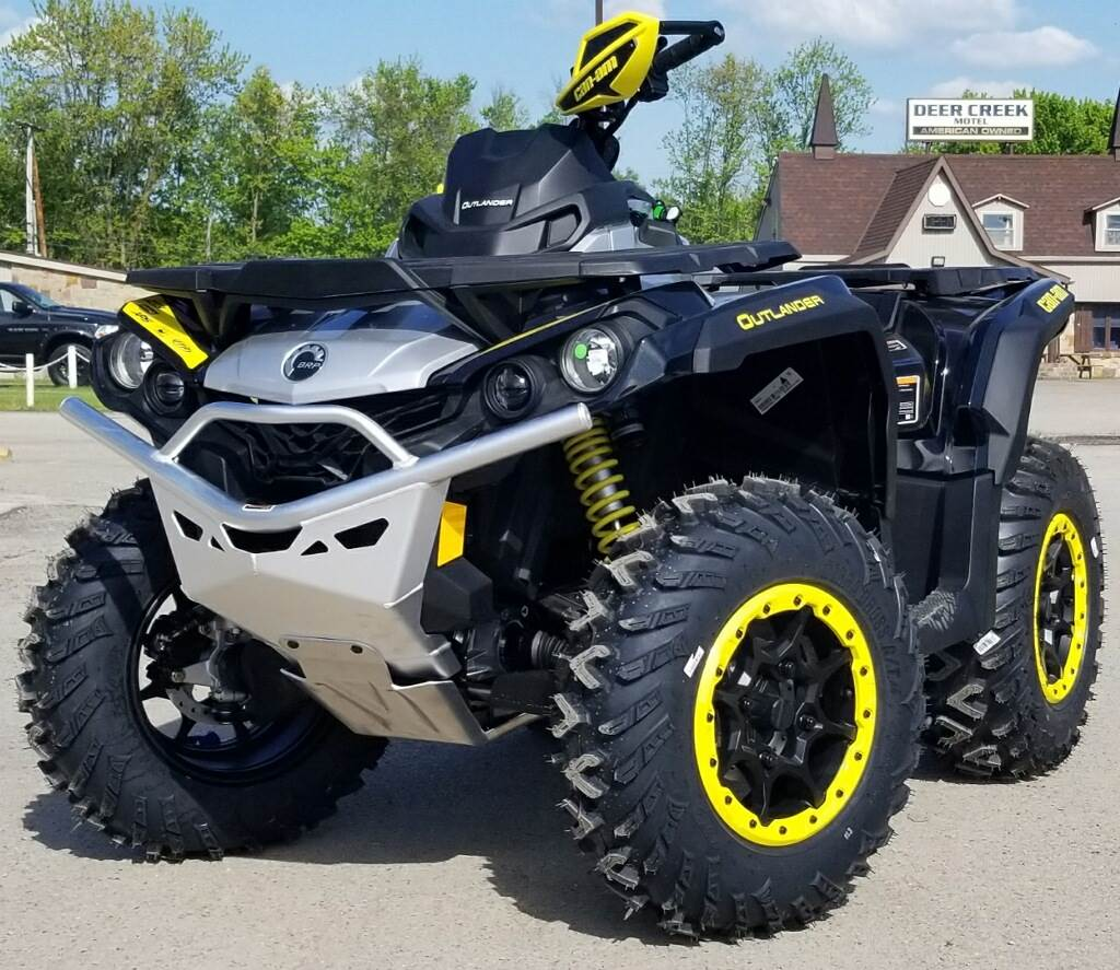2019 Can-Am Outlander X XC 1000R in Cambridge, Ohio - Photo 1