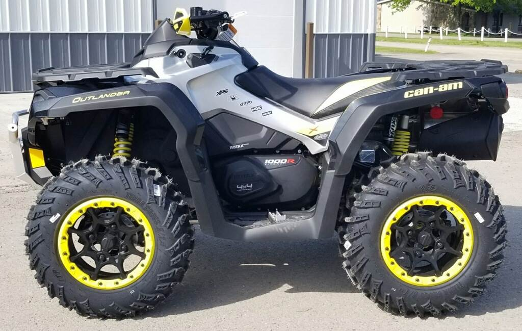 2019 Can-Am Outlander X XC 1000R in Cambridge, Ohio - Photo 2