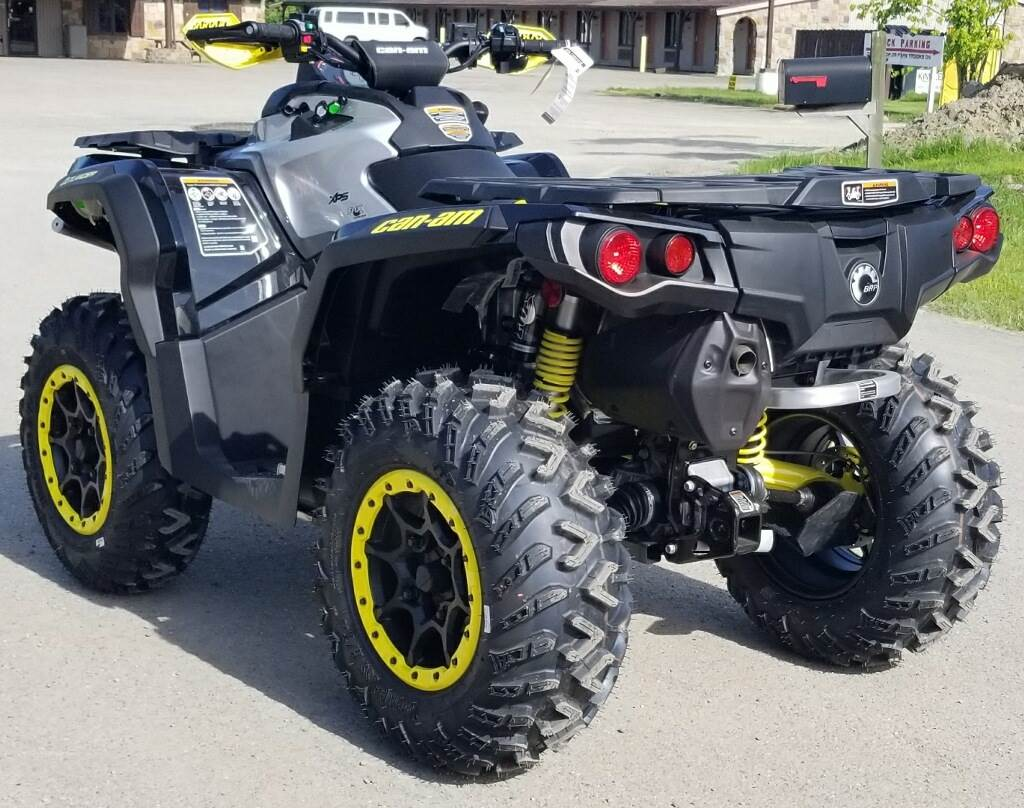 2019 Can-Am Outlander X XC 1000R in Cambridge, Ohio - Photo 3