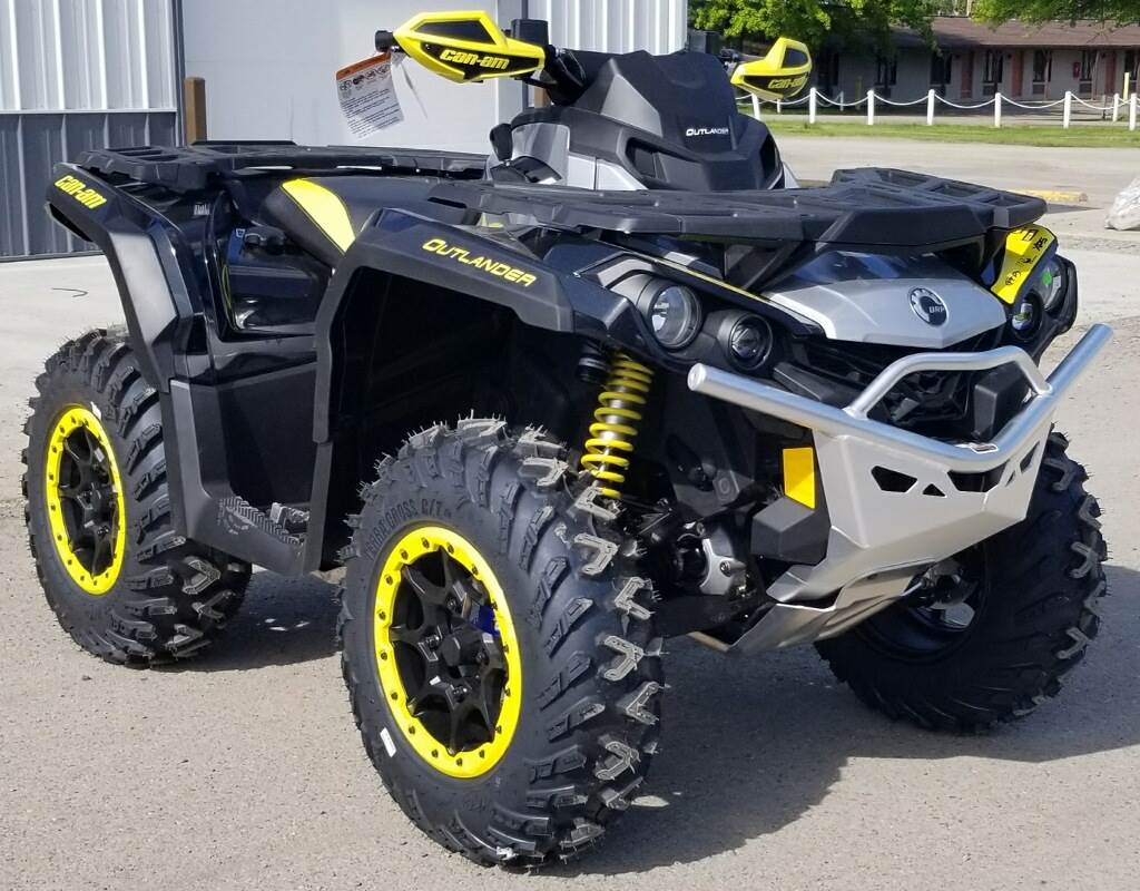 2019 Can-Am Outlander X XC 1000R in Cambridge, Ohio - Photo 6