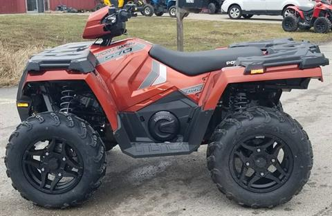 2020 Polaris Sportsman 570 EPS in Cambridge, Ohio - Photo 1