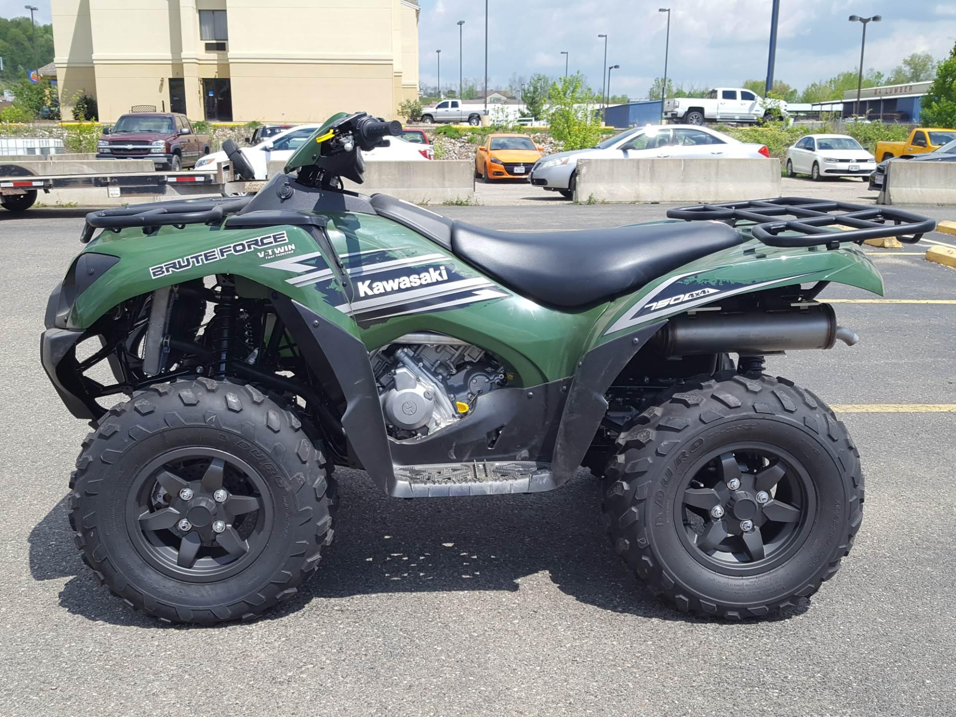 2018 Kawasaki Brute Force 750 4x4i for sale 254