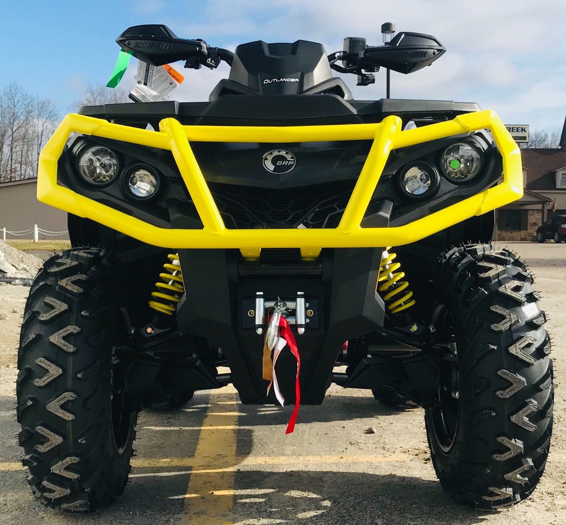 2019 Can-Am Outlander XT-P 850 in Cambridge, Ohio - Photo 2