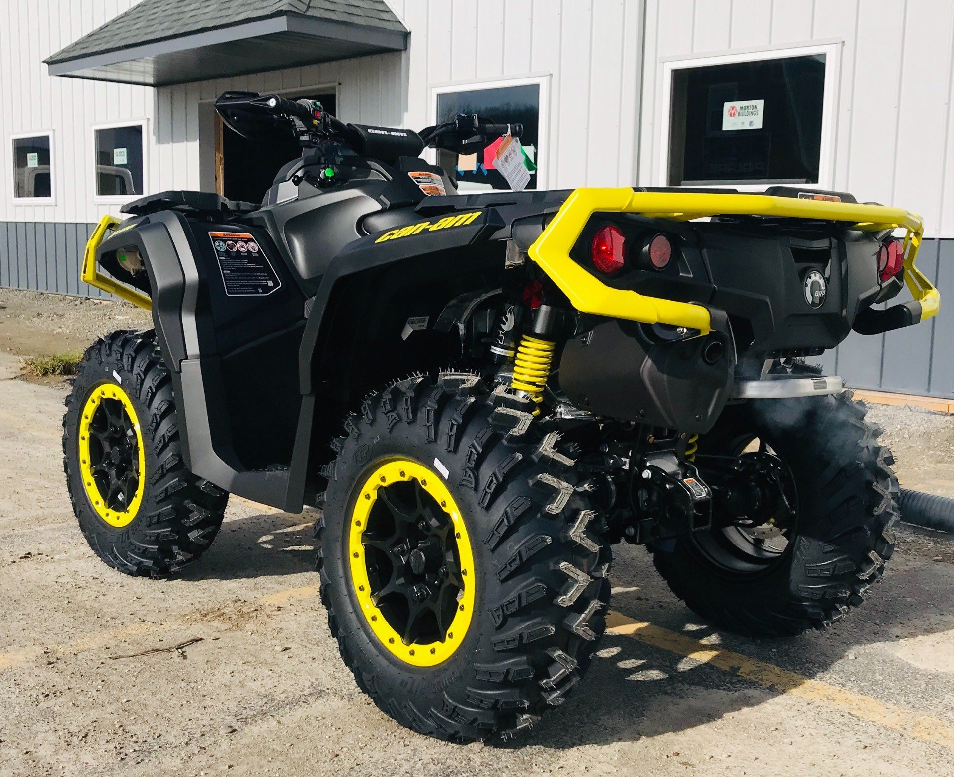2019 Can-Am Outlander XT-P 850 in Cambridge, Ohio - Photo 3