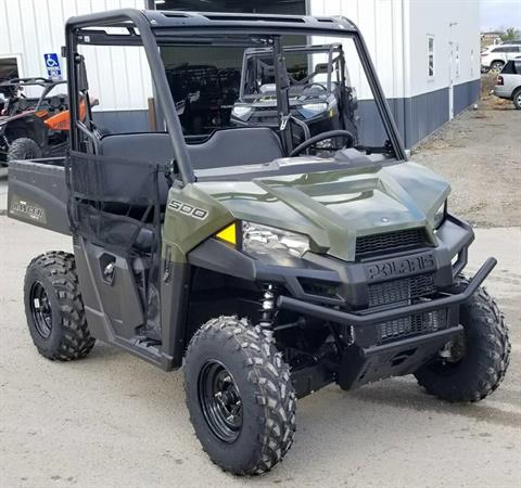 2020 Polaris Ranger 500 in Cambridge, Ohio - Photo 1