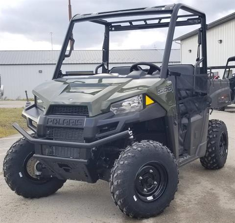 2020 Polaris Ranger 500 in Cambridge, Ohio - Photo 2