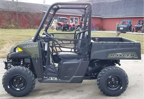 2020 Polaris Ranger 500 in Cambridge, Ohio - Photo 4