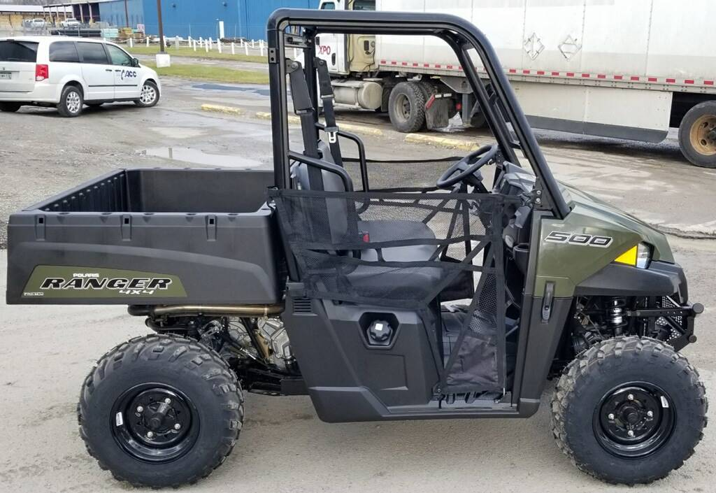 2020 Polaris Ranger 500 in Cambridge, Ohio - Photo 6