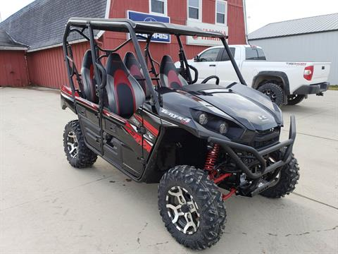 2019 Kawasaki Teryx4 LE in Cambridge, Ohio - Photo 3