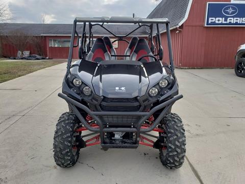 2019 Kawasaki Teryx4 LE in Cambridge, Ohio - Photo 5