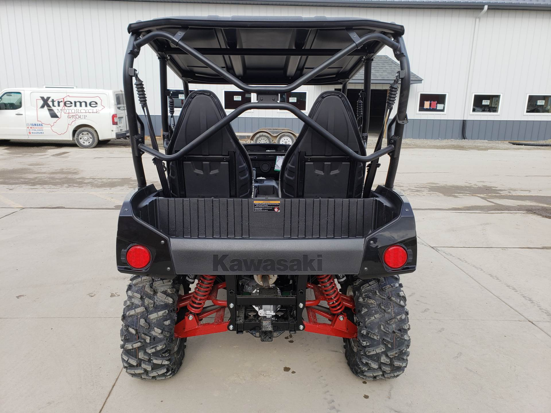 2019 Kawasaki Teryx4 LE in Cambridge, Ohio - Photo 6