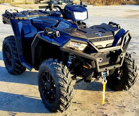 2021 Polaris Sportsman 850 Premium Trail Package in Cambridge, Ohio - Photo 6