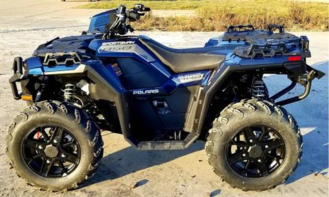 2021 Polaris Sportsman 850 Premium Trail Package in Cambridge, Ohio - Photo 2