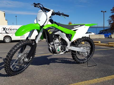 2019 Kawasaki KX 250 in Cambridge, Ohio