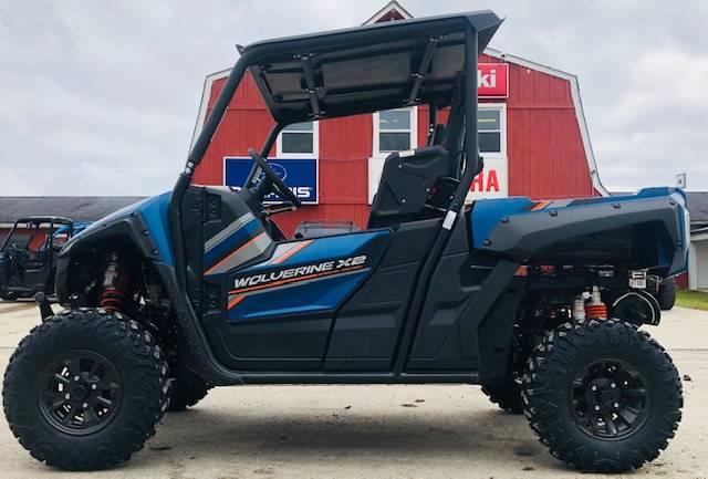 2019 Yamaha Wolverine X2 R Spec Se In Cambridge Ohio