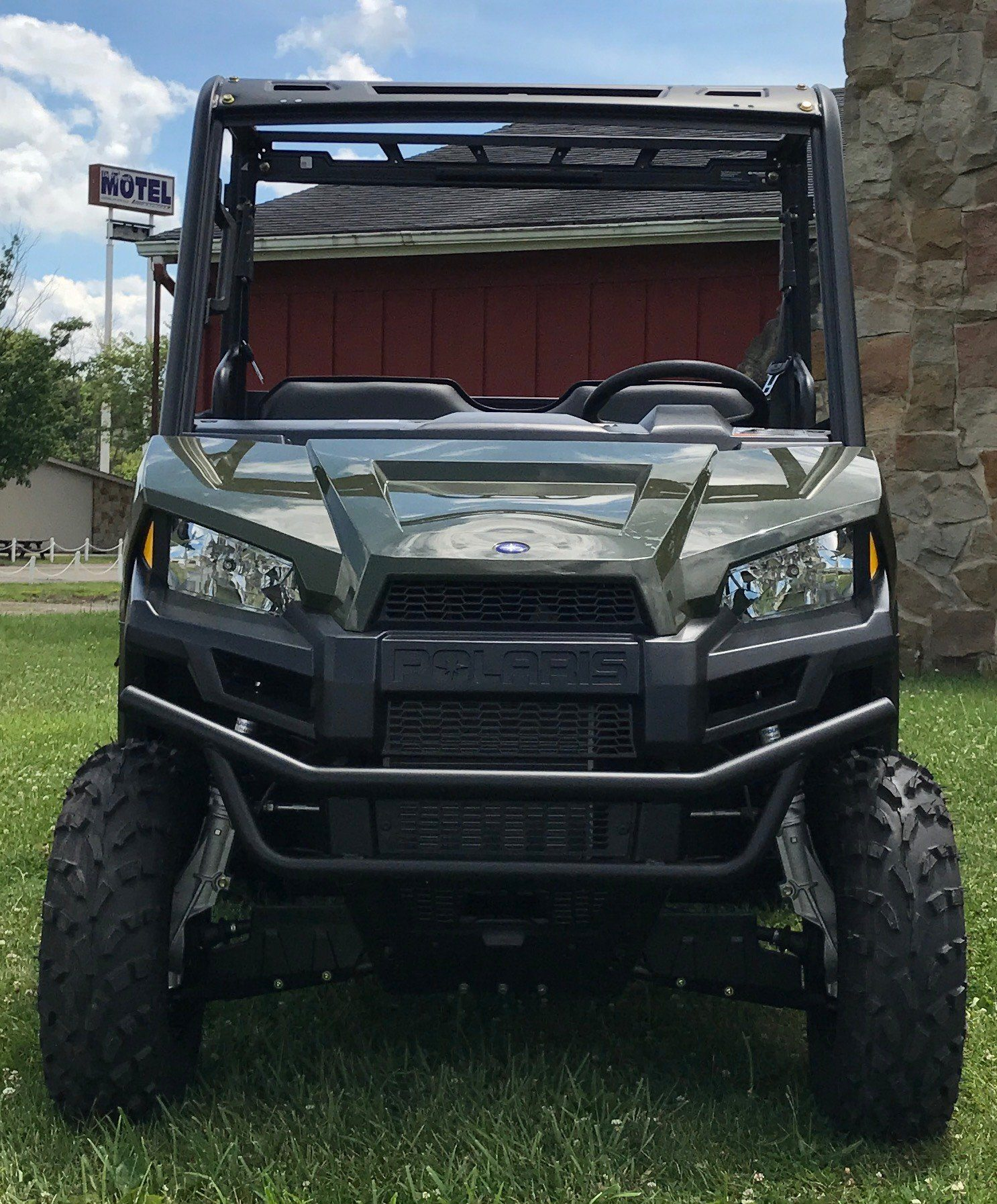 2017 Polaris Ranger 570 in Cambridge, Ohio
