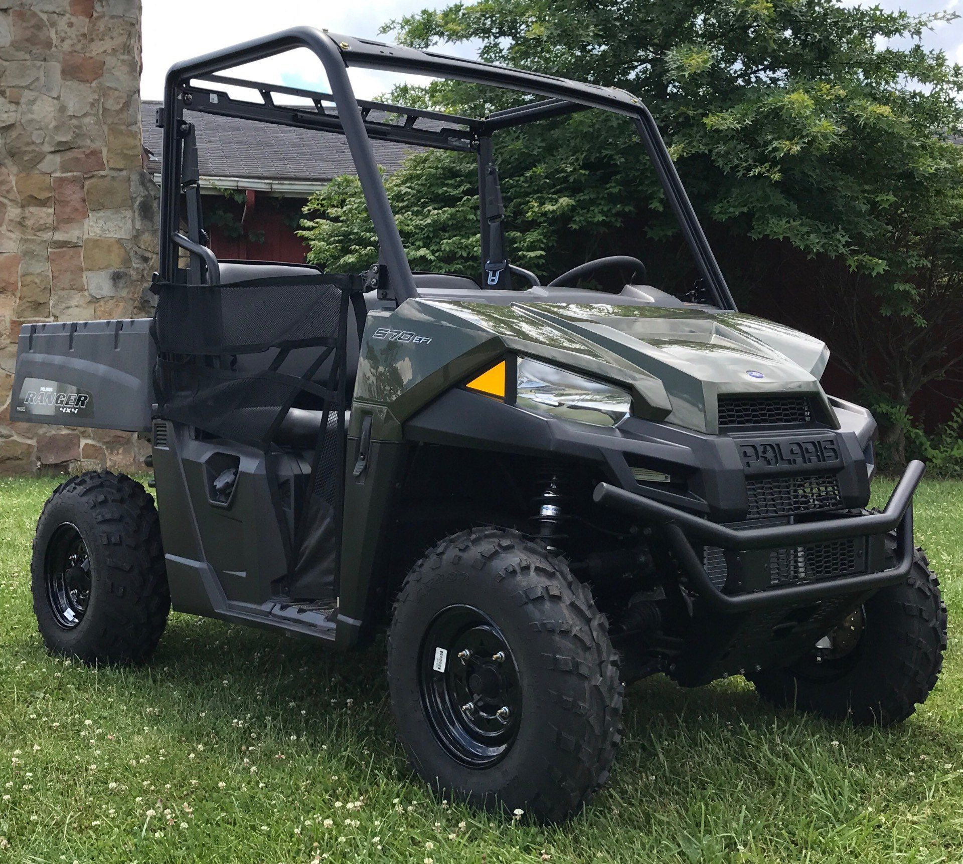 2019 Polaris Ranger 570 in Cambridge, Ohio