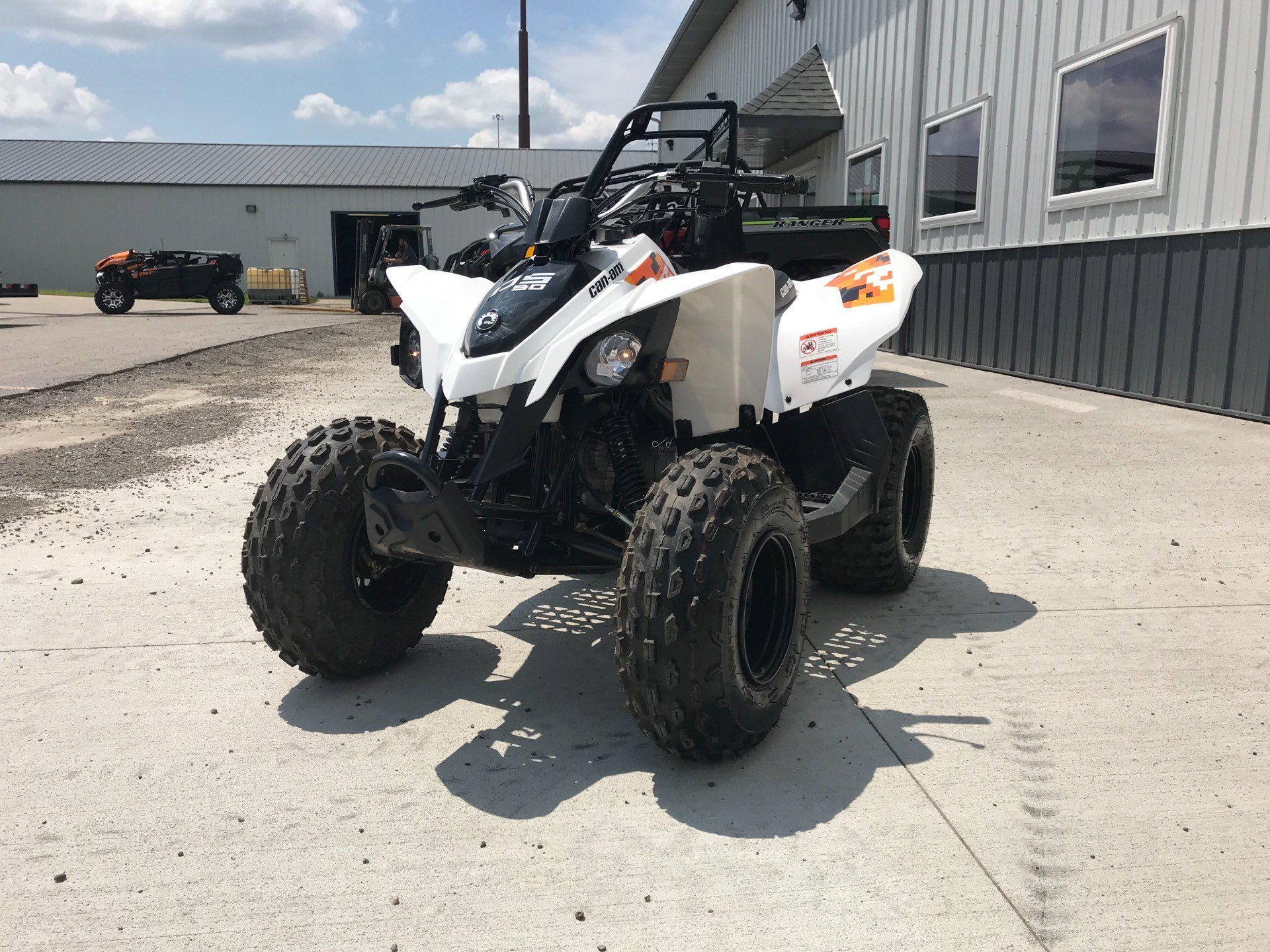 2020 Can-Am DS 90 in Cambridge, Ohio - Photo 2
