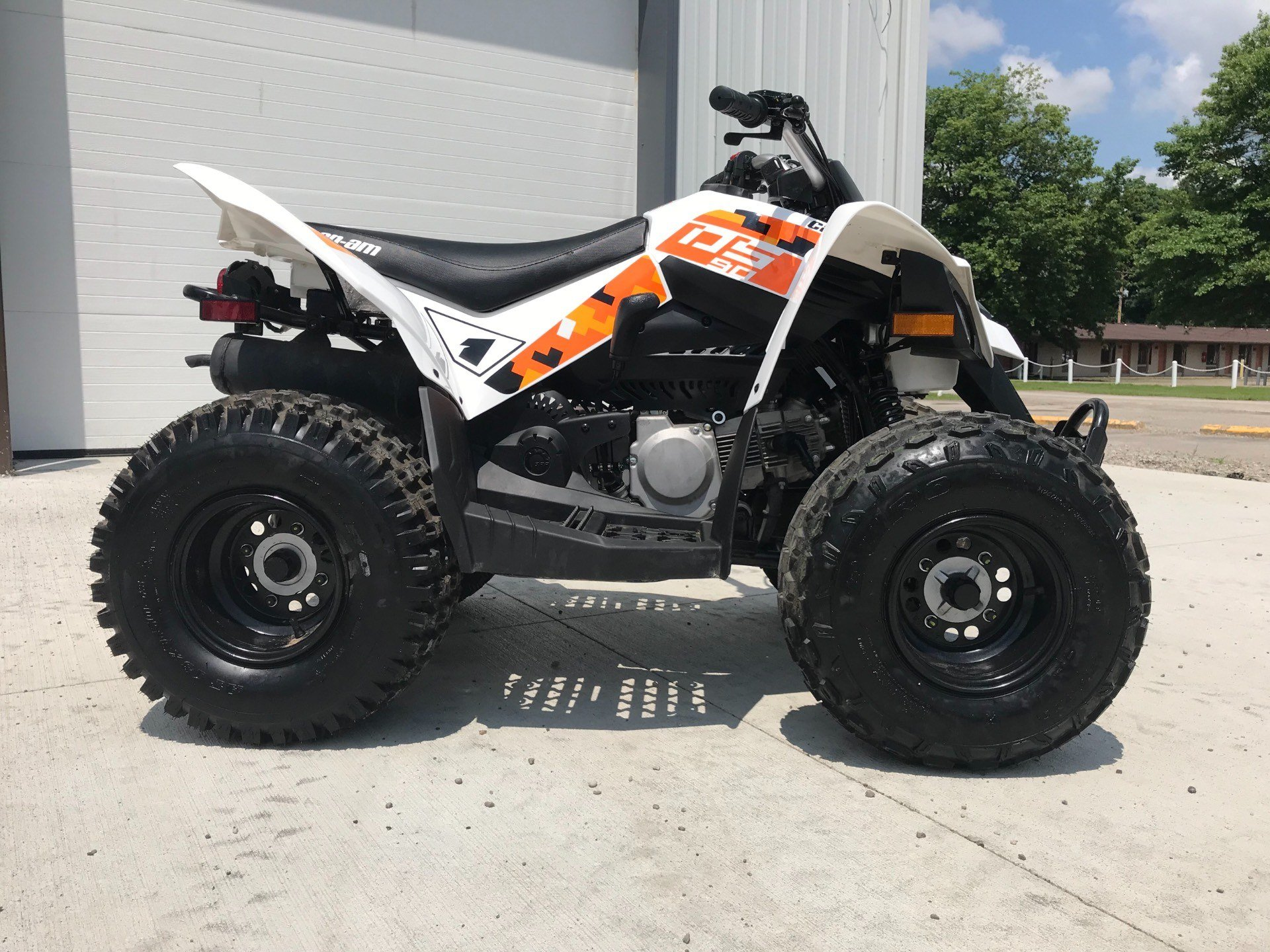 2020 Can-Am DS 90 in Cambridge, Ohio - Photo 3