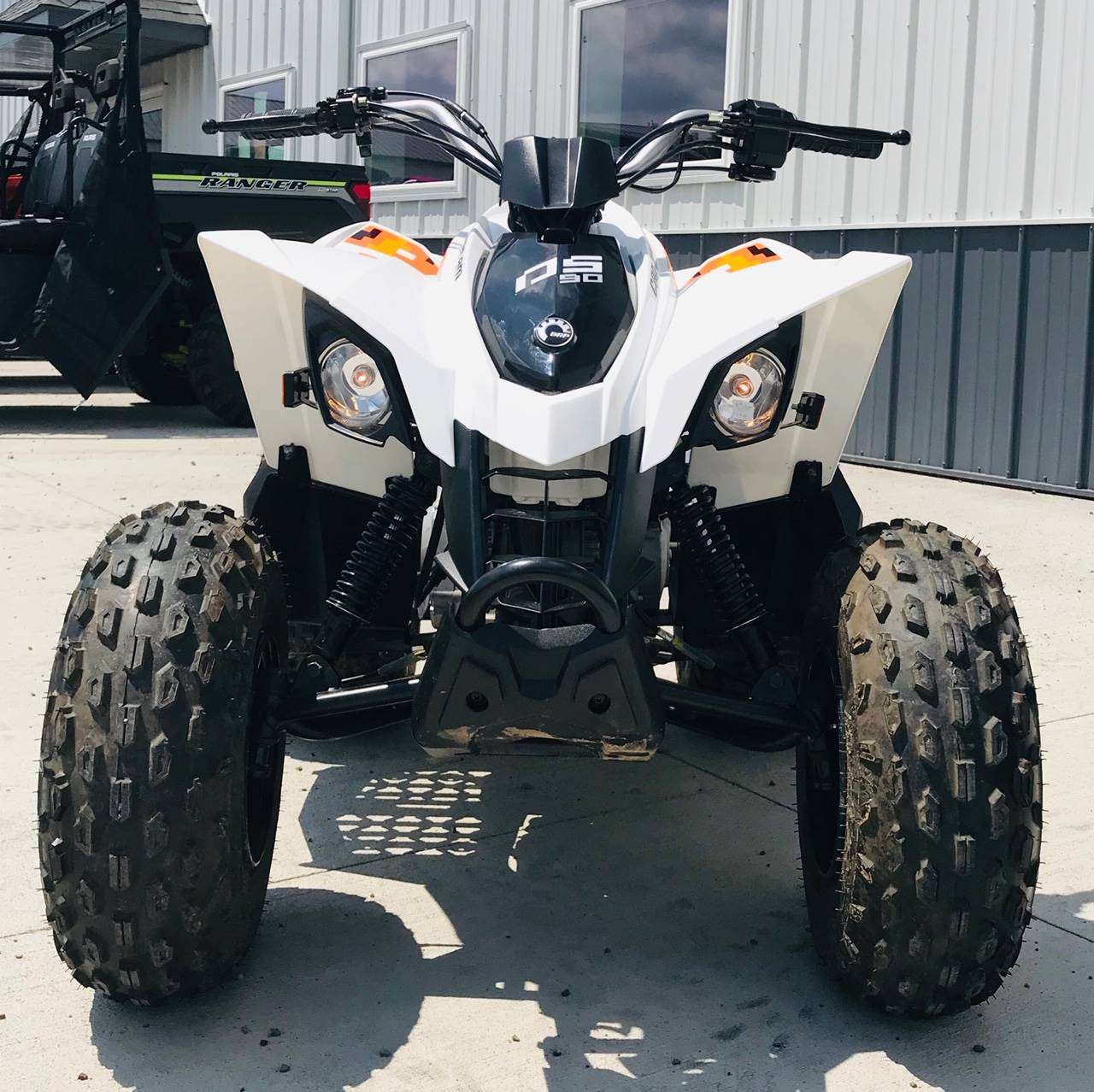 2020 Can-Am DS 90 in Cambridge, Ohio - Photo 8
