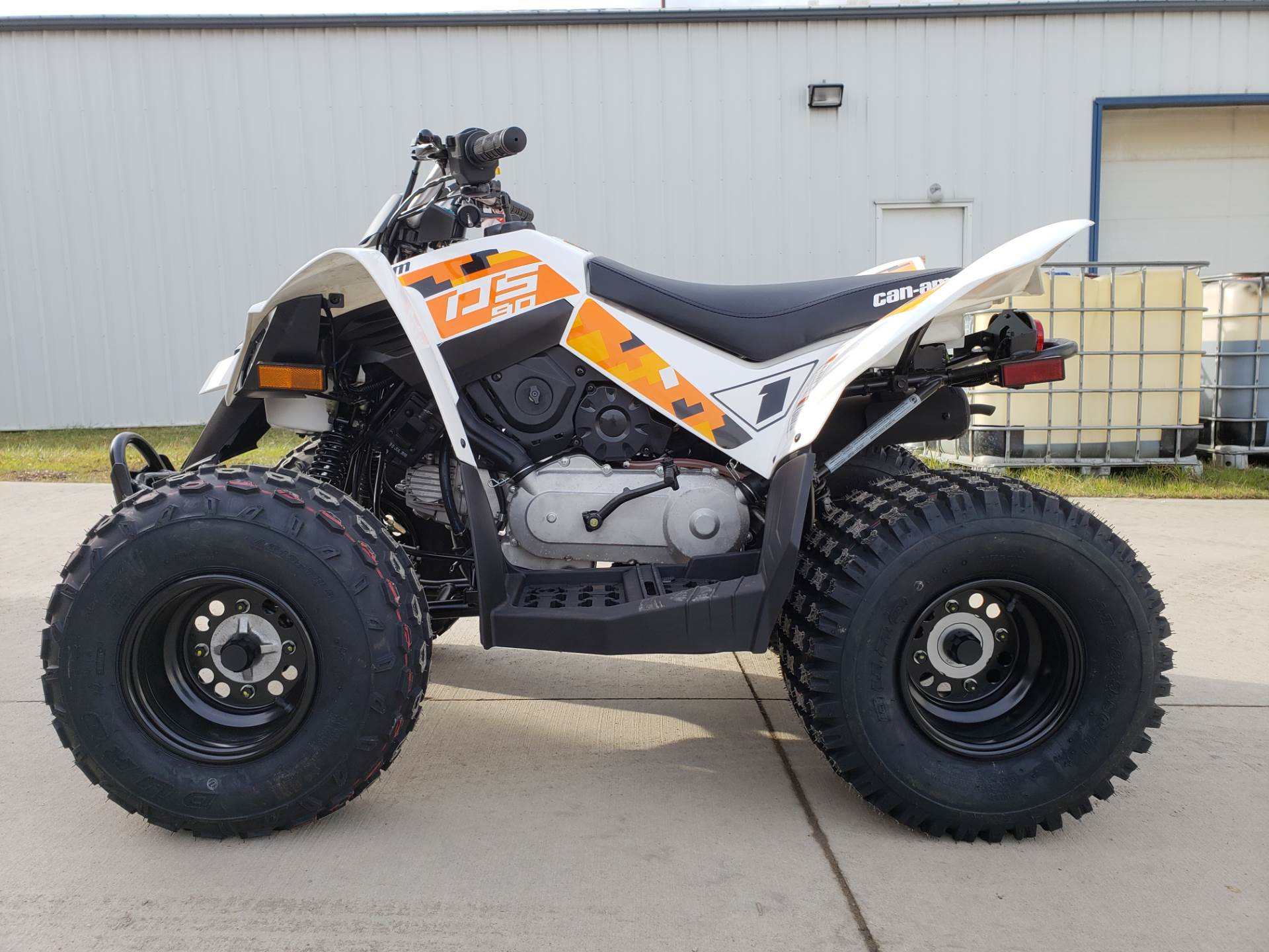 2019 Can-Am DS 90 in Cambridge, Ohio - Photo 1