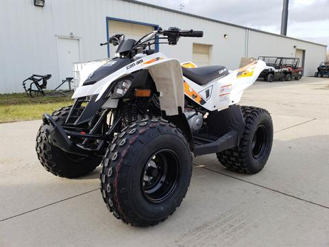 2019 Can-Am DS 90 in Cambridge, Ohio - Photo 2