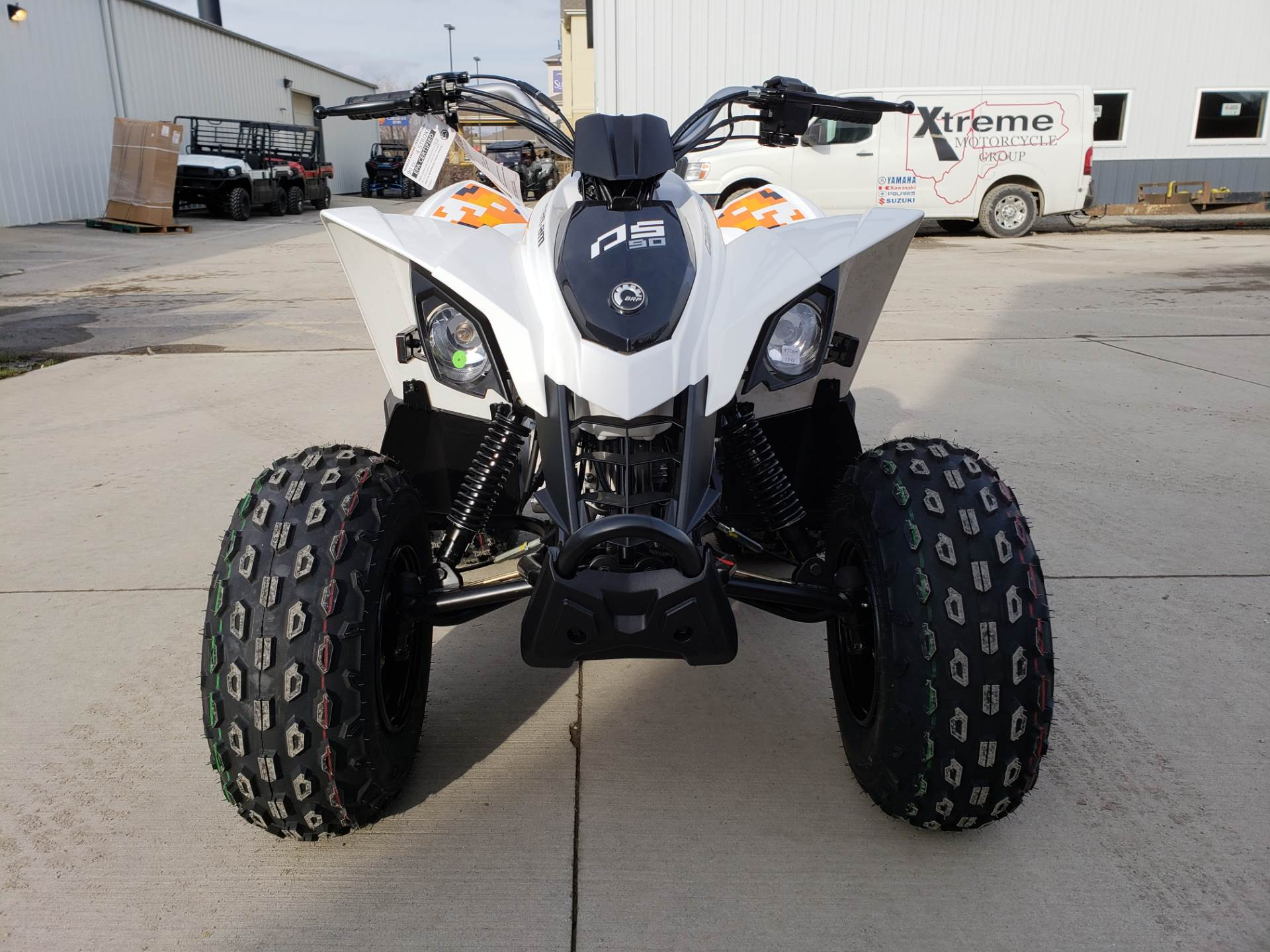 2019 Can-Am DS 90 in Cambridge, Ohio - Photo 3
