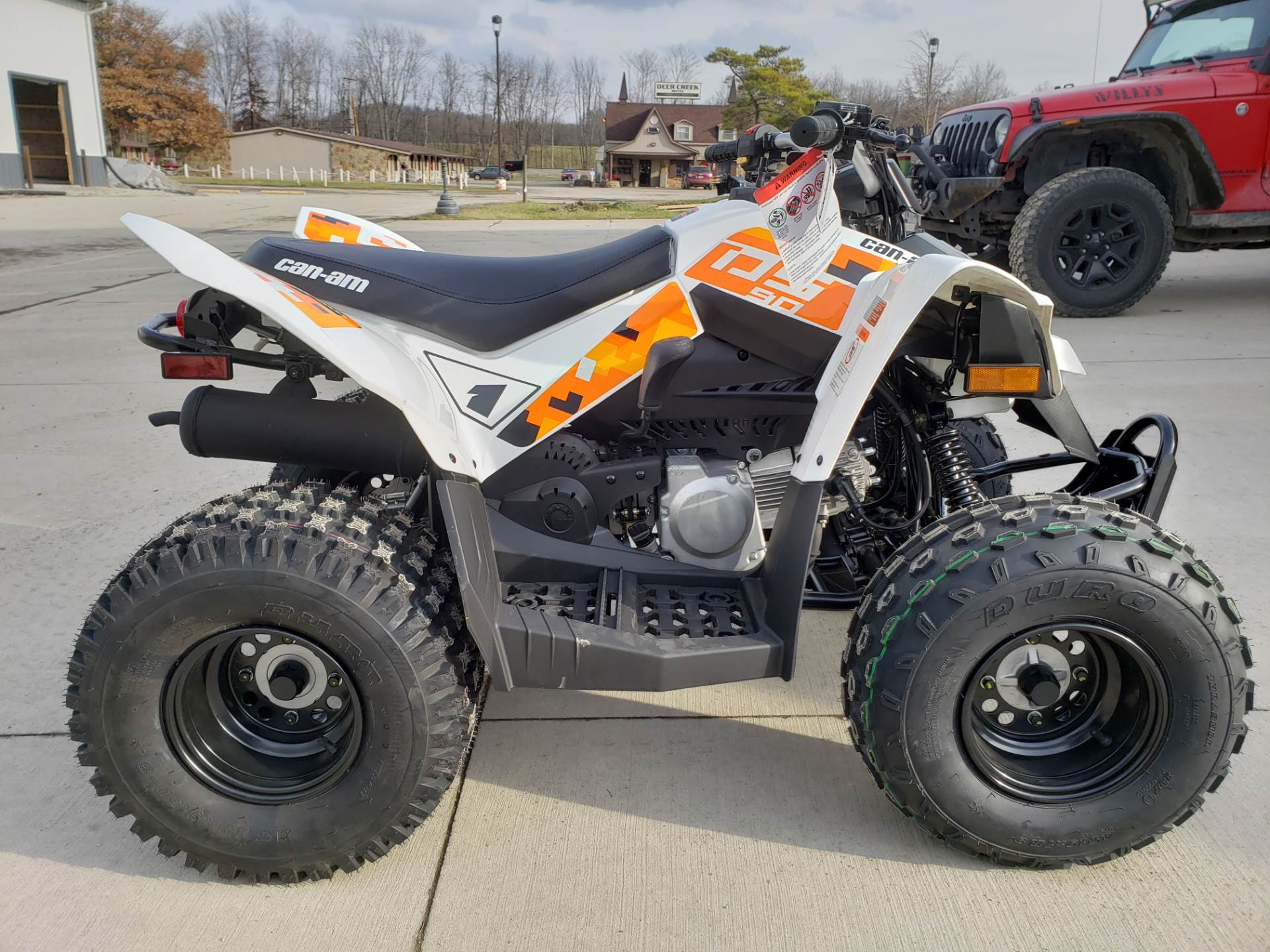 2019 Can-Am DS 90 in Cambridge, Ohio - Photo 5