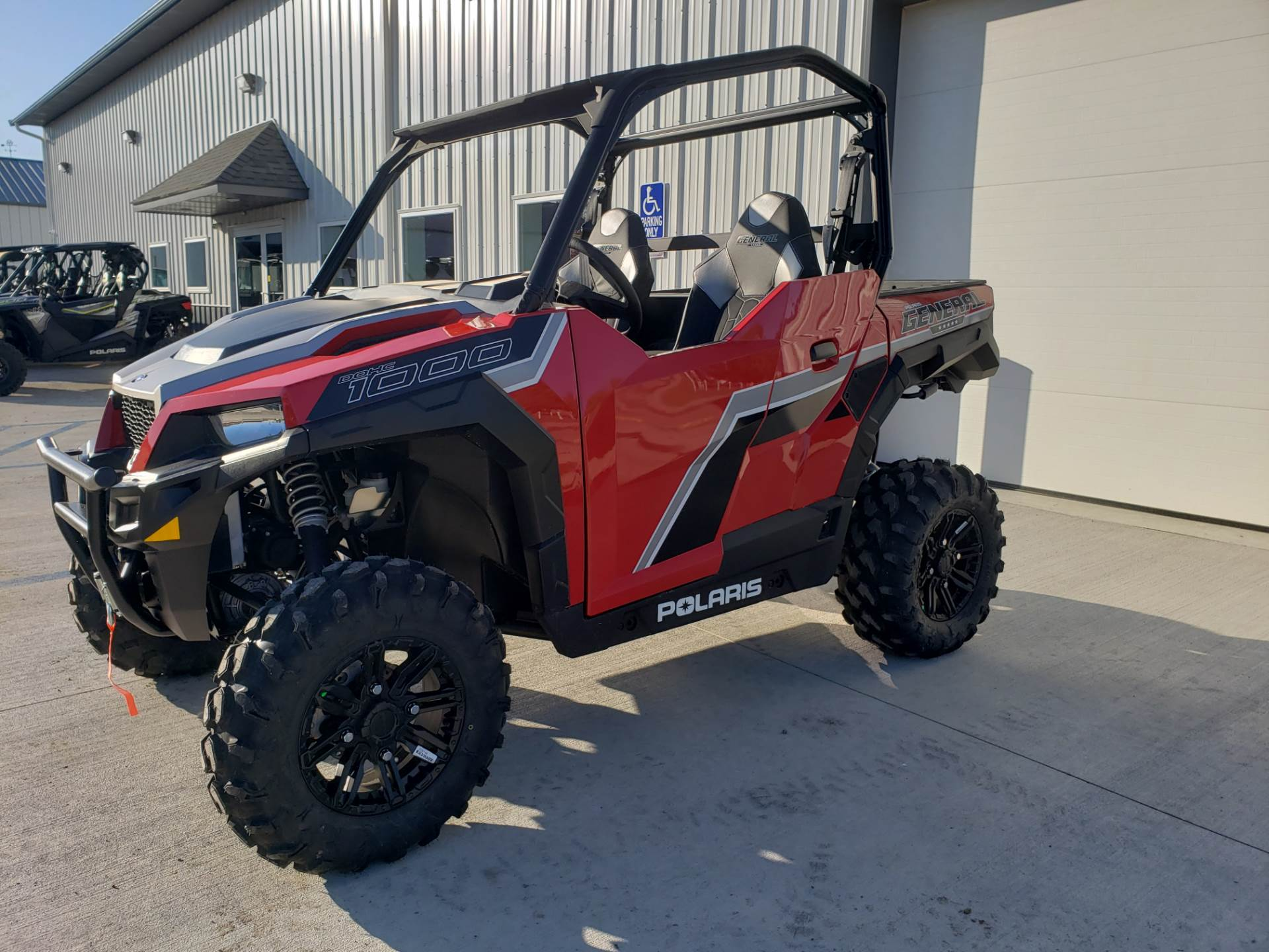 2019 Polaris General 1000 EPS Premium in Cambridge, Ohio - Photo 1