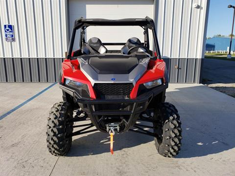 2019 Polaris General 1000 EPS Premium in Cambridge, Ohio - Photo 2
