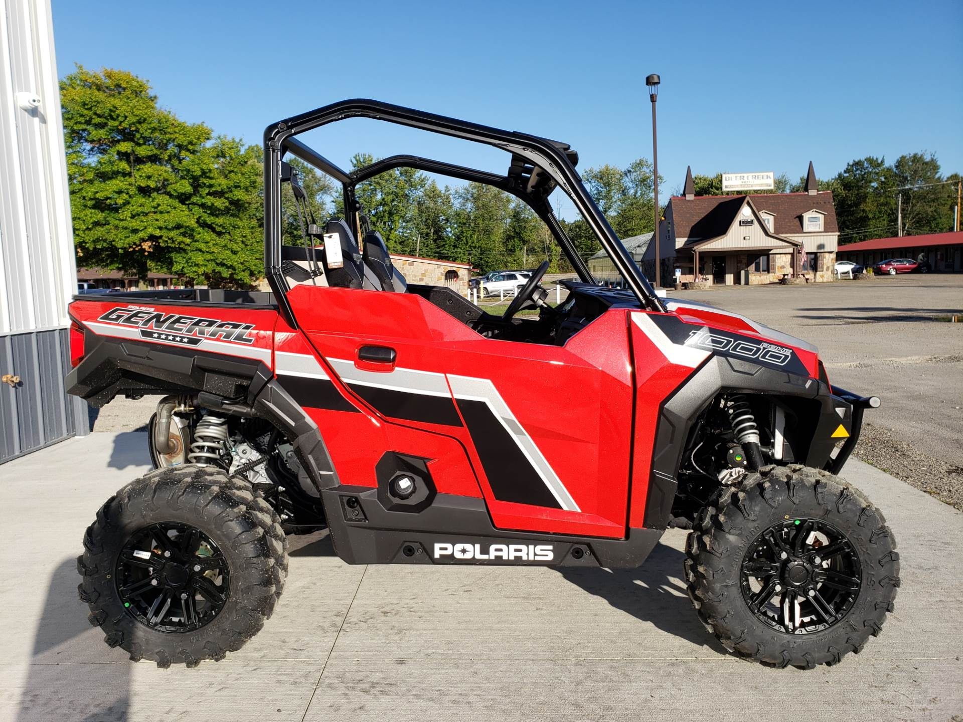2019 Polaris General 1000 EPS Premium in Cambridge, Ohio - Photo 4