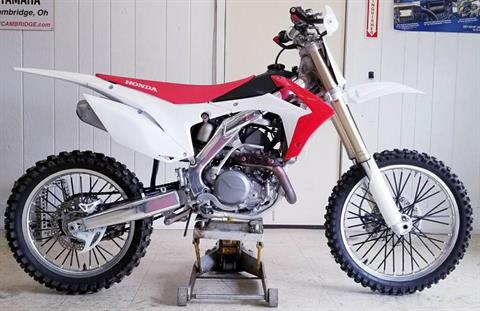 2013 Honda CRF®450R in Cambridge, Ohio - Photo 2