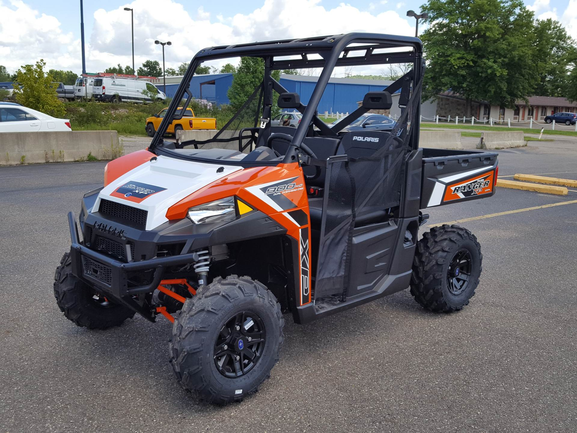 2019 Polaris Ranger XP 900 EPS in Cambridge, Ohio - Photo 2