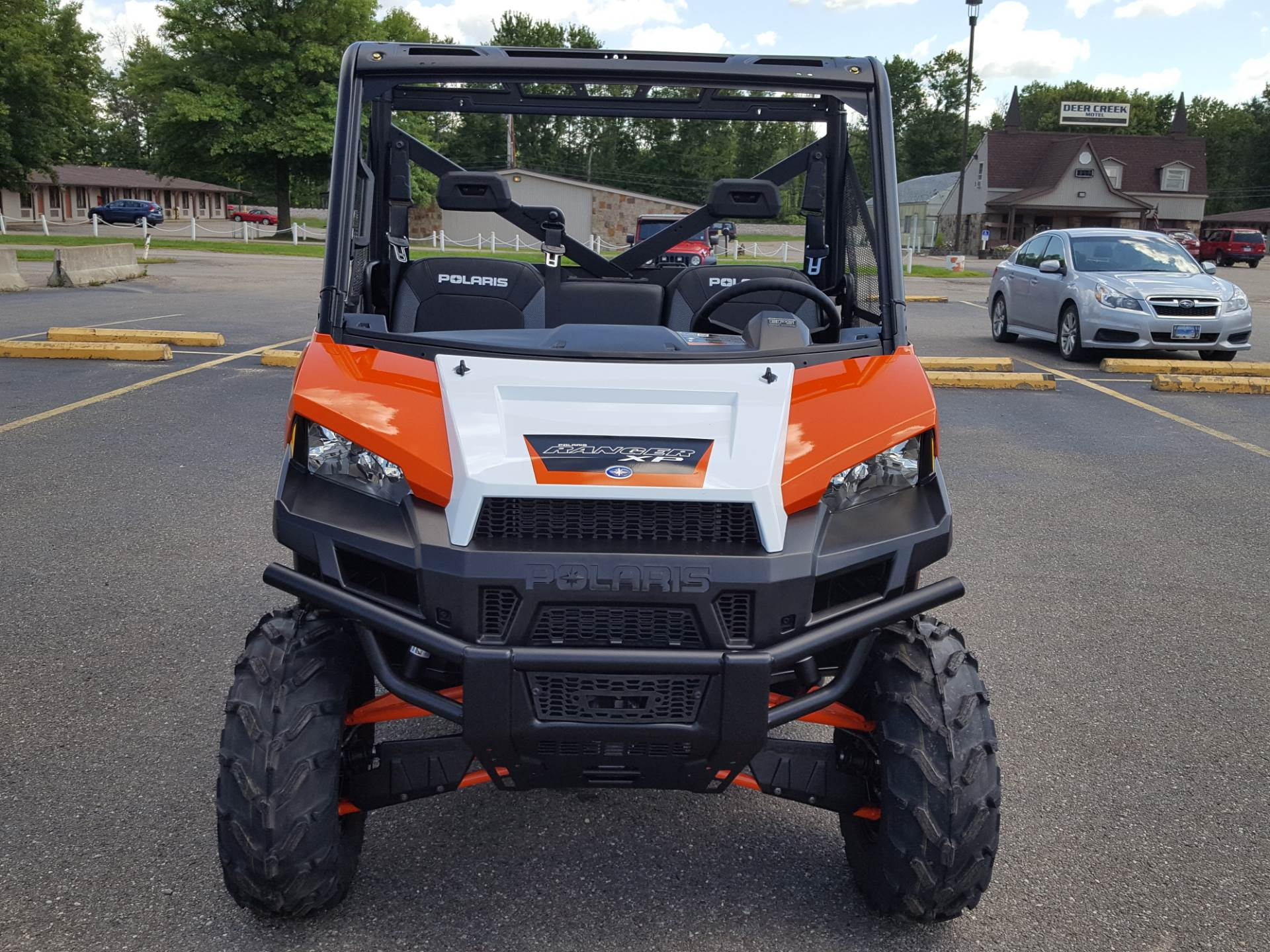 2019 Polaris Ranger XP 900 EPS in Cambridge, Ohio - Photo 3