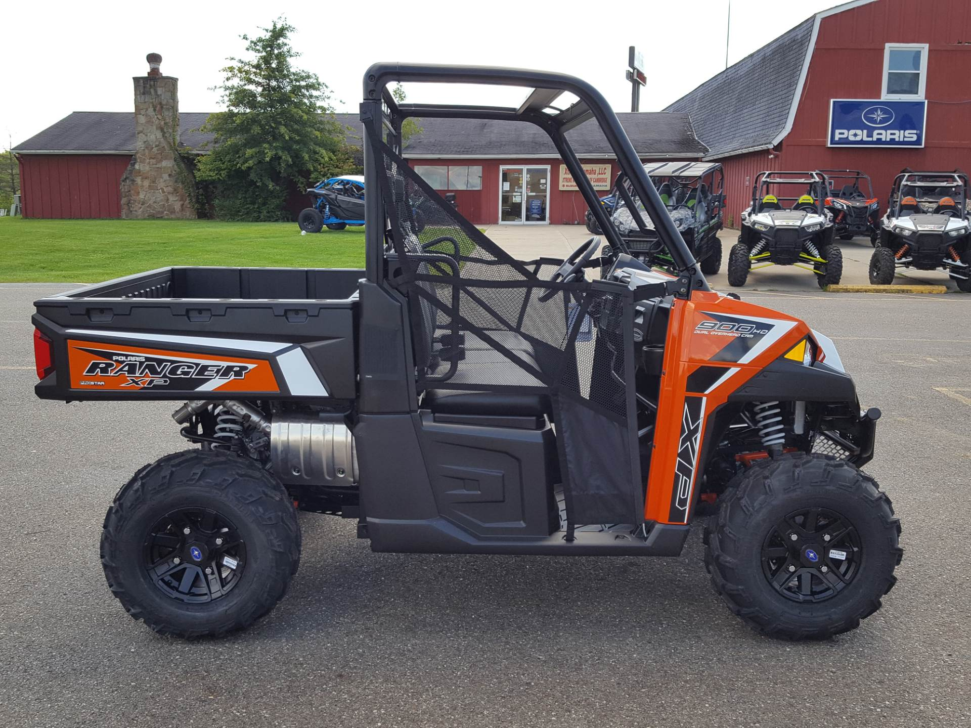 2019 Polaris Ranger XP 900 EPS in Cambridge, Ohio - Photo 5