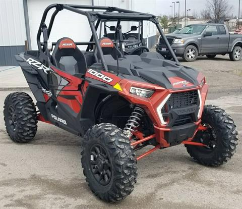 2020 Polaris RZR XP 1000 Premium in Cambridge, Ohio - Photo 1