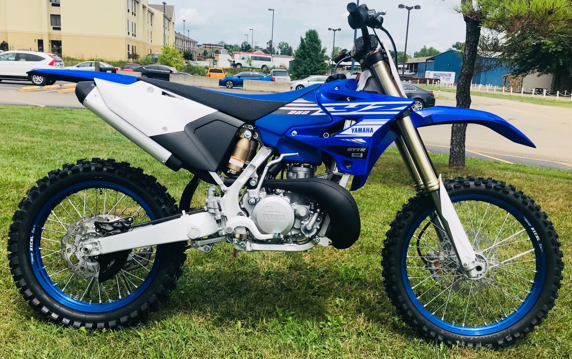 2019 Yamaha YZ250 in Cambridge, Ohio