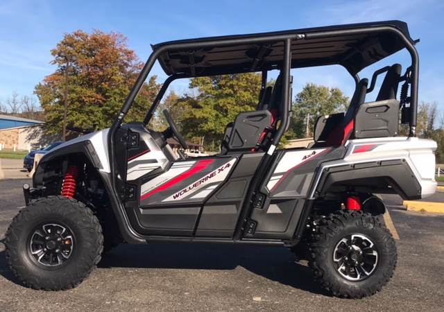 2018 Yamaha Woverine X4 SE in Cambridge, Ohio