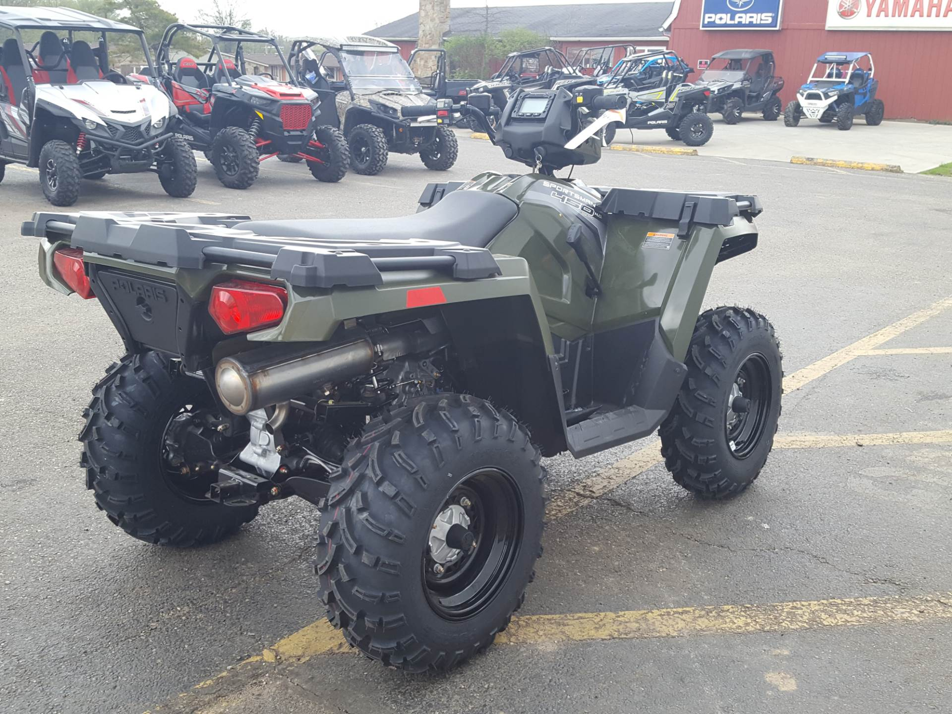 2018 Polaris Sportsman 450 H.O. in Cambridge, Ohio