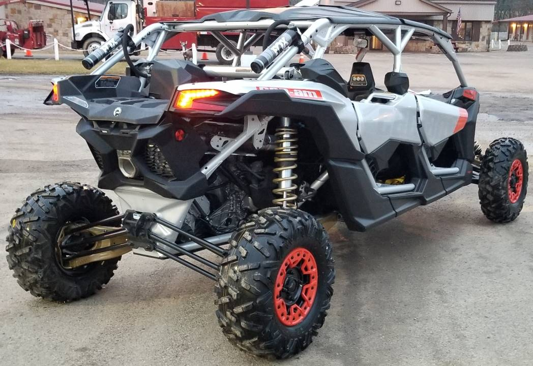 2020 Can-Am Maverick X3 MAX X RS Turbo RR in Cambridge, Ohio - Photo 4