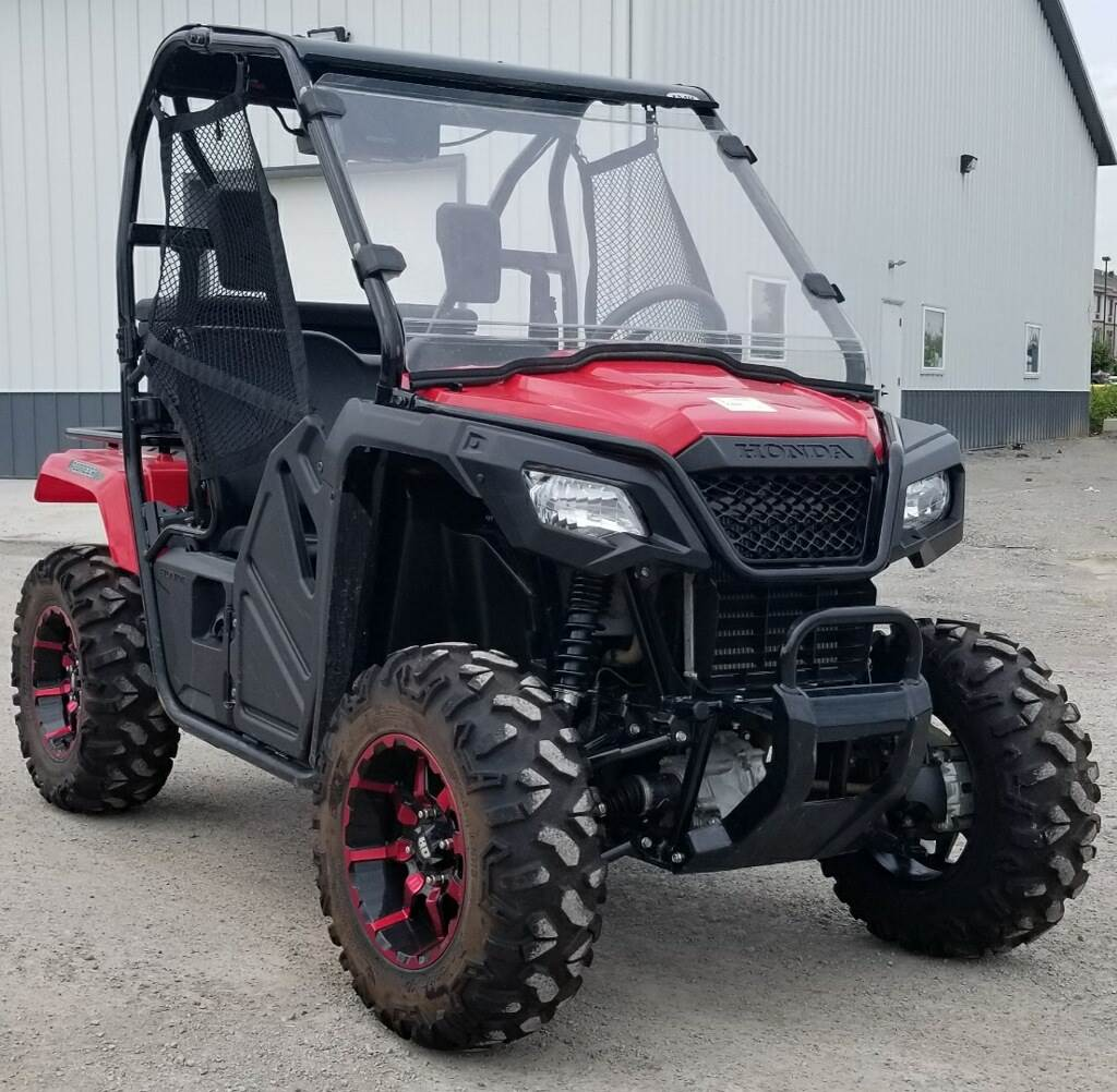 2017 Honda Pioneer 500 in Cambridge, Ohio - Photo 2