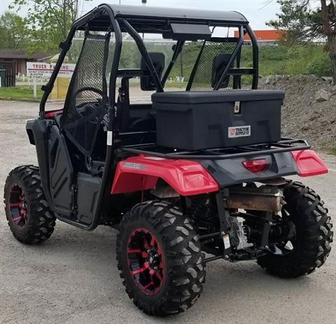 2017 Honda Pioneer 500 in Cambridge, Ohio - Photo 3