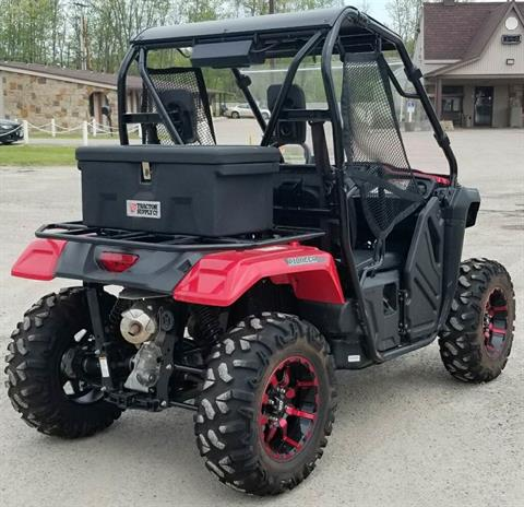 2017 Honda Pioneer 500 in Cambridge, Ohio - Photo 5