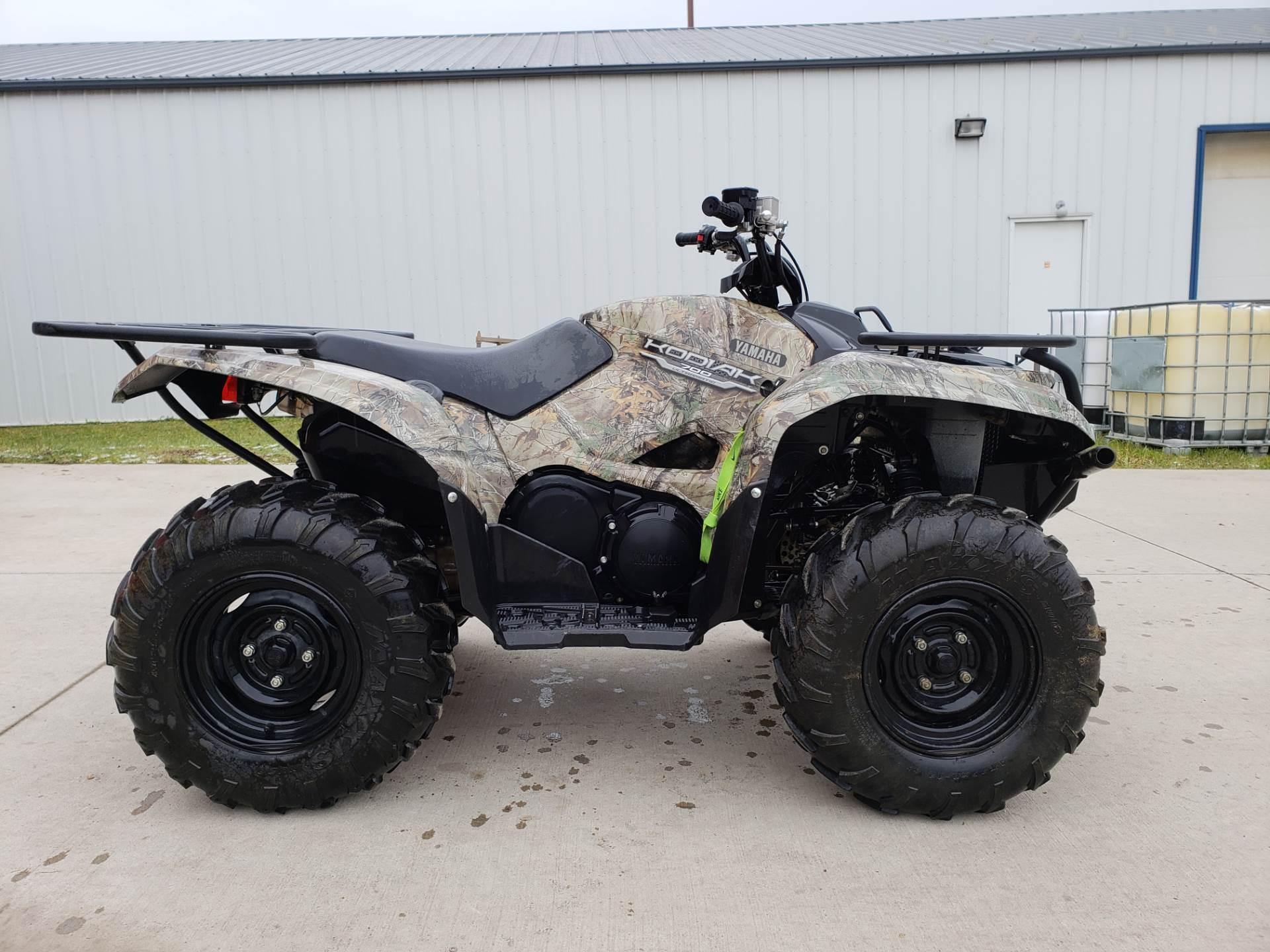 2016 Yamaha Kodiak 700 for sale 7127